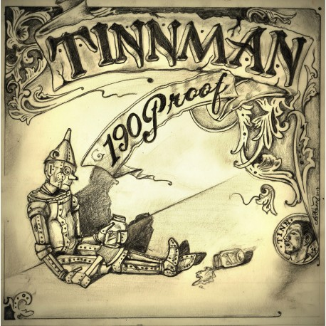 Tinn Man - 190 Proof