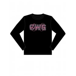 Pink Loyalty CWG long sleeve shirt