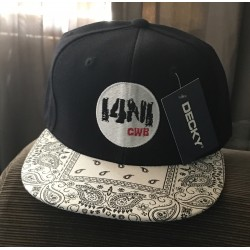 I4NI CWB Snap Back NEW